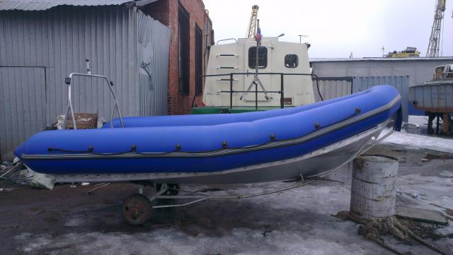 купить лодку риб с мотором бу в питере