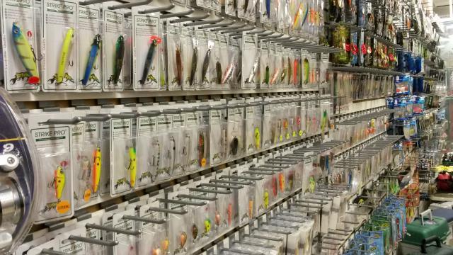 Хороший рыболовный магазин в санкт-петербурге