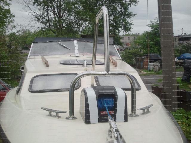 рейлинги на пластиковую лодку