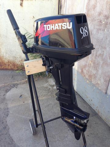 лодочный мотор тохатсу в рассрочку