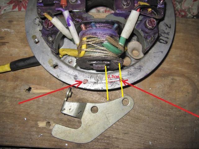 Зазор свечей зажигания лодочных моторов меркурий