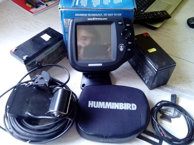 датчики на эхолот humminbird
