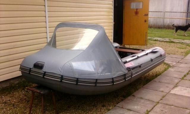 Тенты для лодок викинг